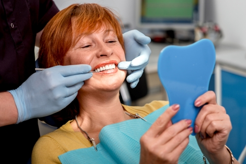 A Healthy Smile is the Result of Care & Regular Teeth Cleaning